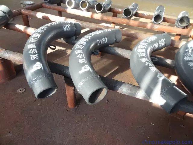 雙金屬耐磨彎頭|耐磨管件系列-滄州泰鋼管道有限公司.