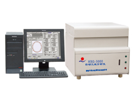 煤質分析儀器