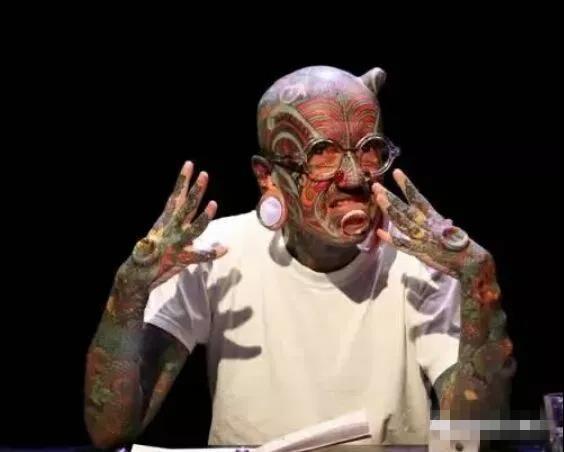 天龙纹身:谁说纹身之后就能变得更帅了?|郑州刺青-郑州天龙纹身工作室