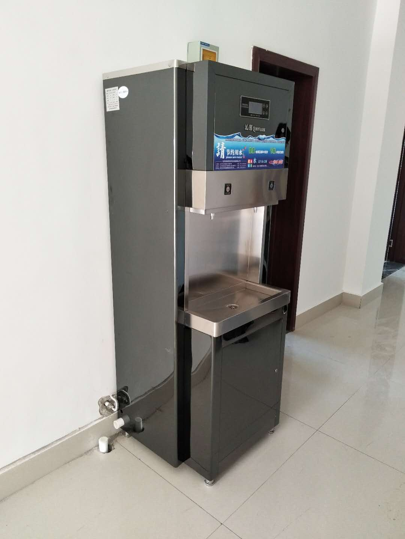 国家电网甘肃综合能源服务有限公司QS-ZU1-3W00 安装案例|水处理成功案例-甘肃格瑞思凯环保科技有限公司
