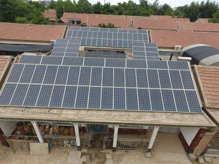 新鄉太陽能發電系統