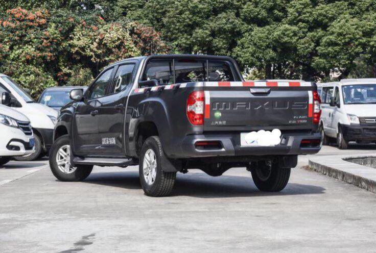 T60 皮卡 上汽大通-盘锦远翔汽车销售有限公司