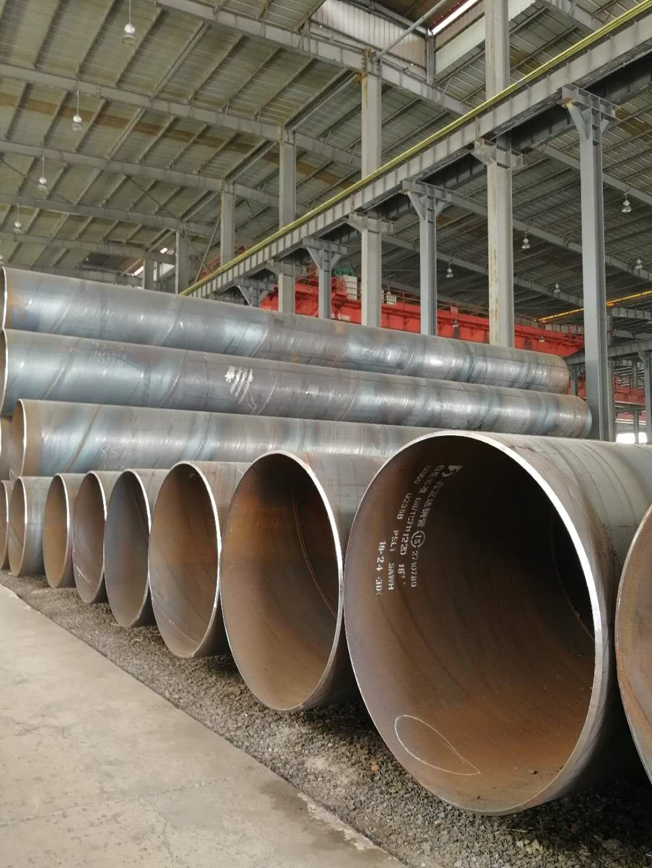 L245螺旋鋼管