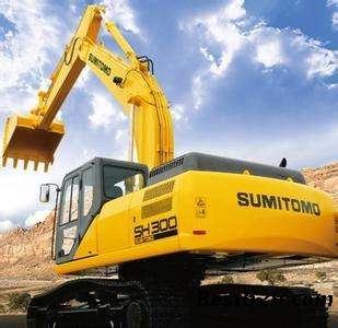 购买二手住友挖掘机应该知道的事_联邦重机挖掘机维修
