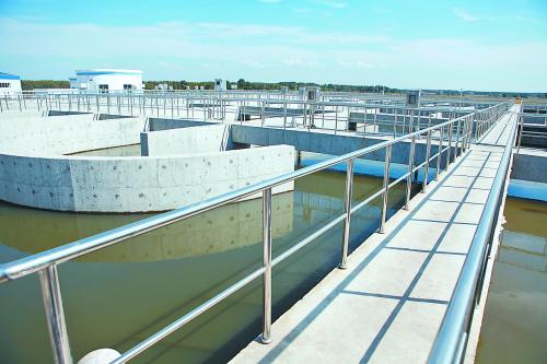 工厂生化池设计