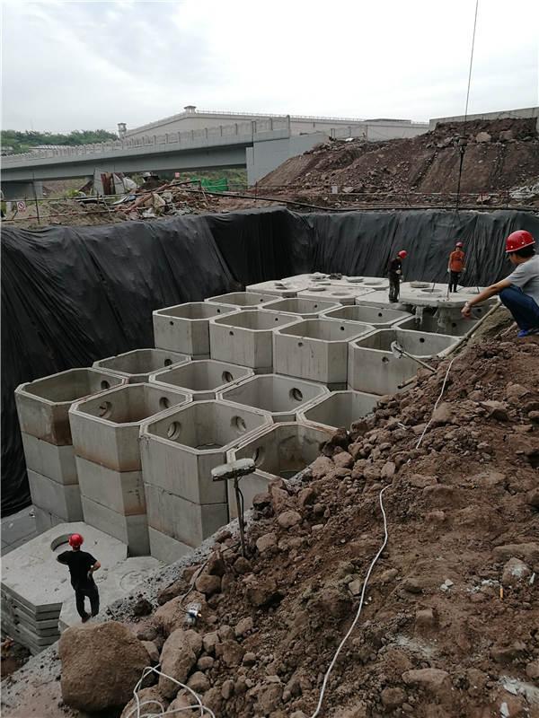 重庆重庆预制生化池产品展示产品详情-重庆文元环保工程有限公司