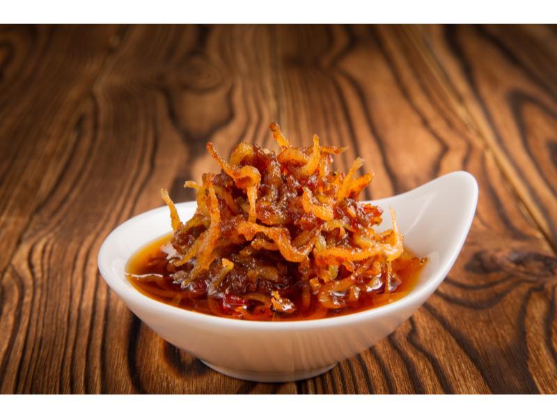 银鱼酱|银鱼酱-泉州一赖食品有限公司