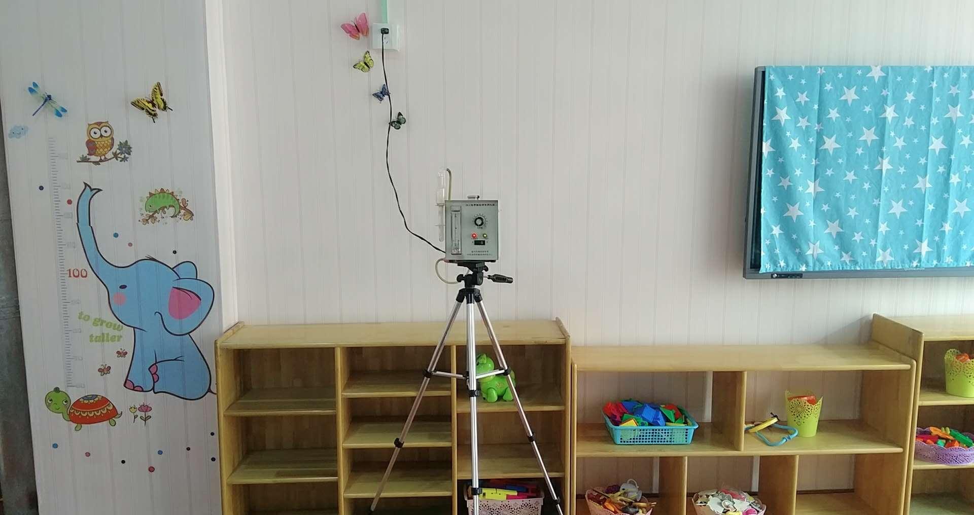 e家教育微乐优室内空气检测|室内空气检测治理-甘肃格瑞思凯环保科技有限公司