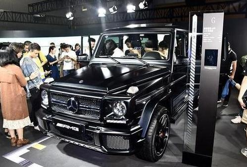 奔驰G63 奔驰G63-辽宁博亚欧汽车销售服务有限公司