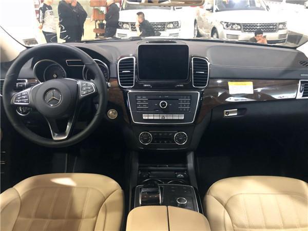 奔驰GLS450 奔驰GLS450-辽宁博亚欧汽车销售服务有限公司