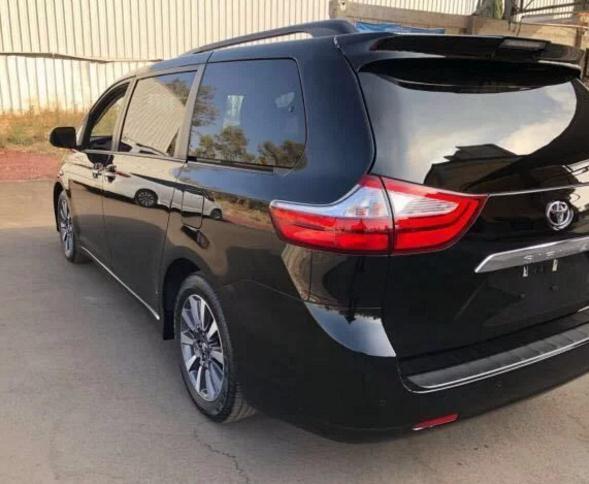 丰田塞纳 丰田-辽宁博亚欧汽车销售服务有限公司