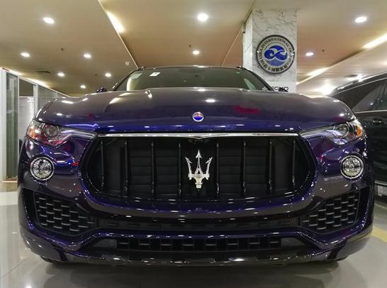 玛莎拉蒂莱凡特 玛莎拉蒂-辽宁博亚欧汽车销售服务有限公司