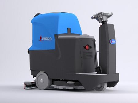 手推式洗地机 WS-52   认准【沃森】|洗地机-河南沃森环保科技有限公司