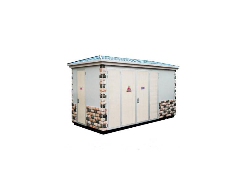 欧式预装式变电站 箱式变电站系列-浙江万商电力设备有限公司