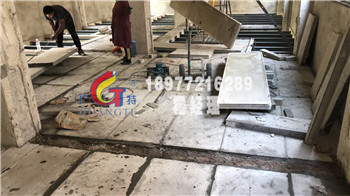 柳城城东大厦轻质隔墙板工程案例 工程案例-柳城县和康建材厂