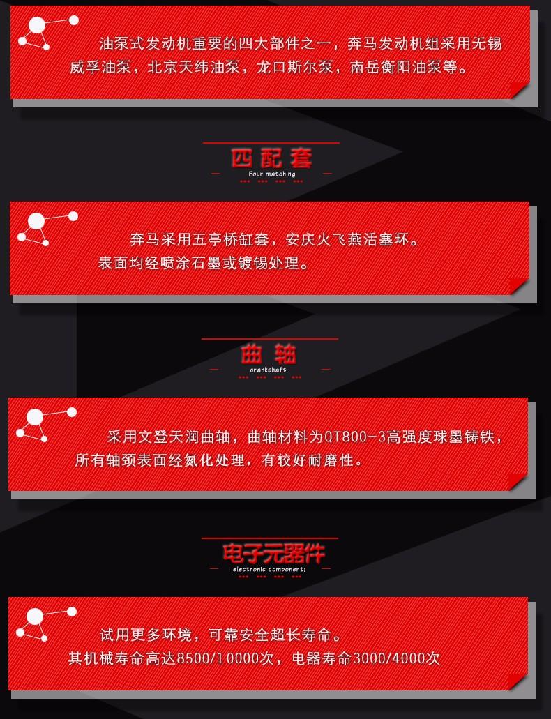 发电机组-06  300kw 奔马动力康明斯系列柴油发电机组-潍坊奔马动力设备有限公司