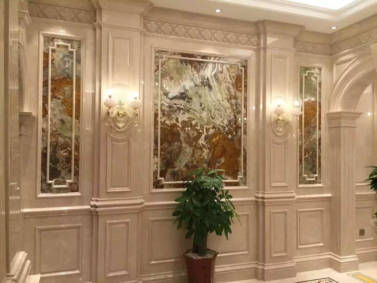 背景墙效果|背景墙系列-云浮市天造美石材有限公司
