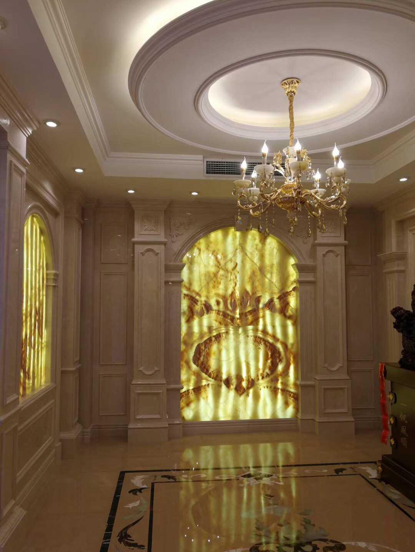 背景墙效果 背景墙系列-云浮市天造美石材有限公司