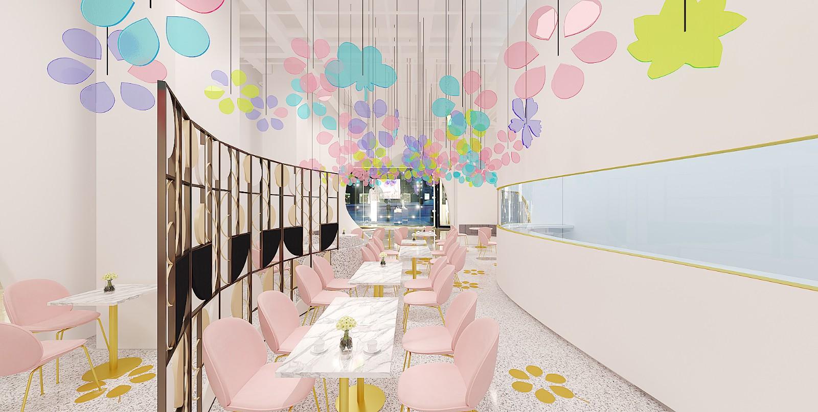 点小仙_重庆餐饮设计公司【上创品牌策划】