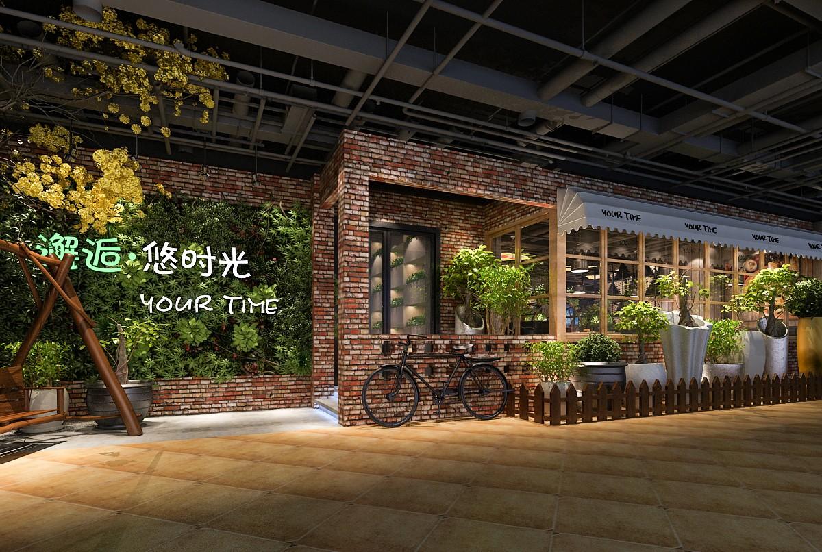 邂逅悠时光_重庆餐饮设计公司【上创品牌策划】