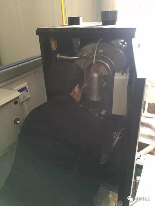 西安閻良航飛賓館安裝1臺95KW商務爐反饋圖 商務爐-大連渤爾科技有限公司