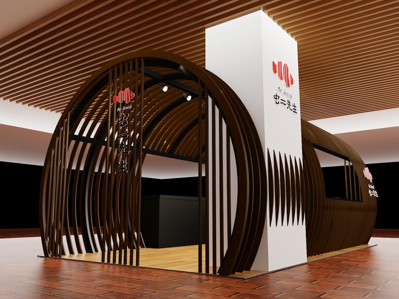 虫二先生_重庆餐饮设计公司【上创品牌策划】