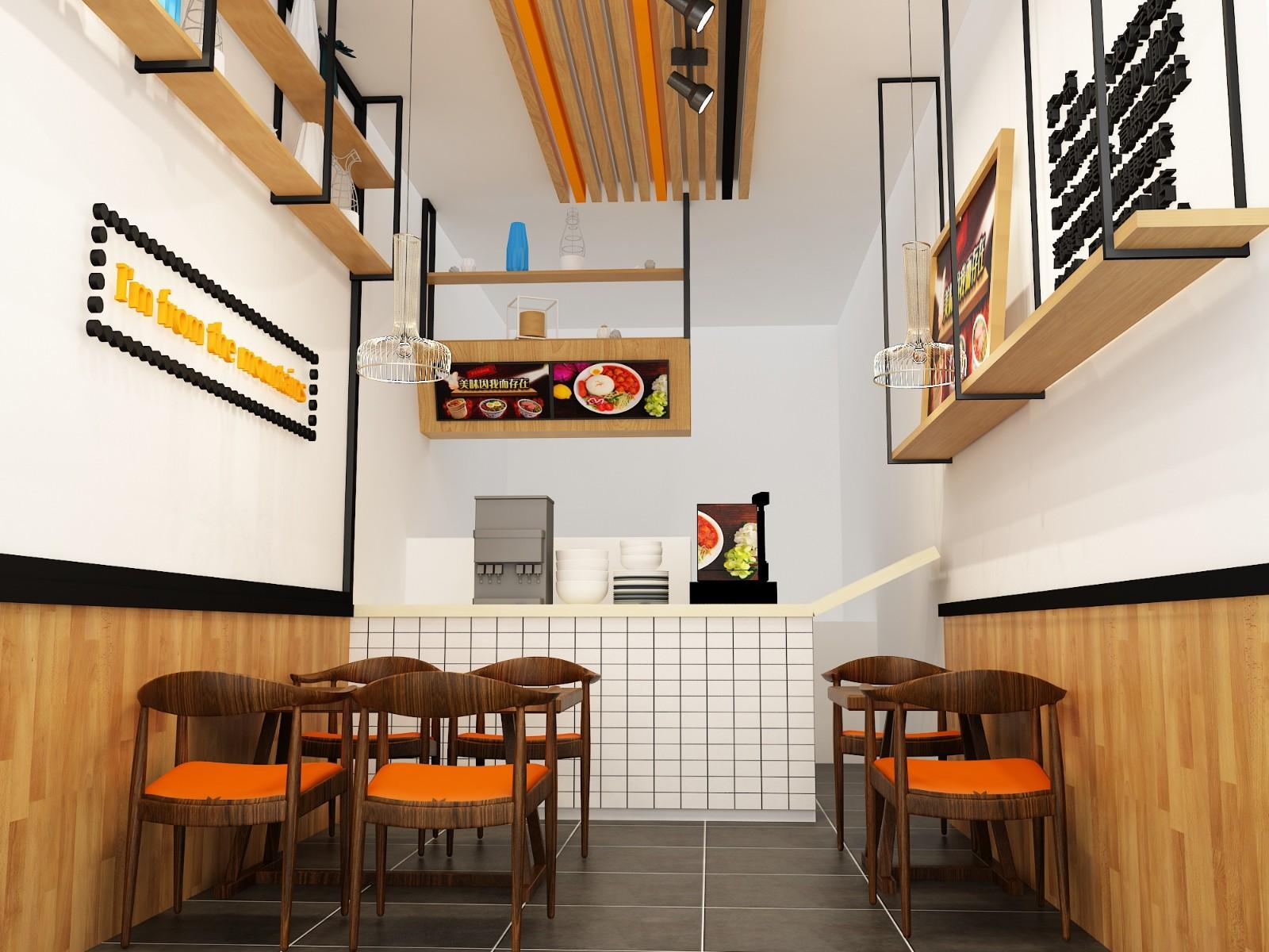 好一点_重庆餐饮设计公司【上创品牌策划】