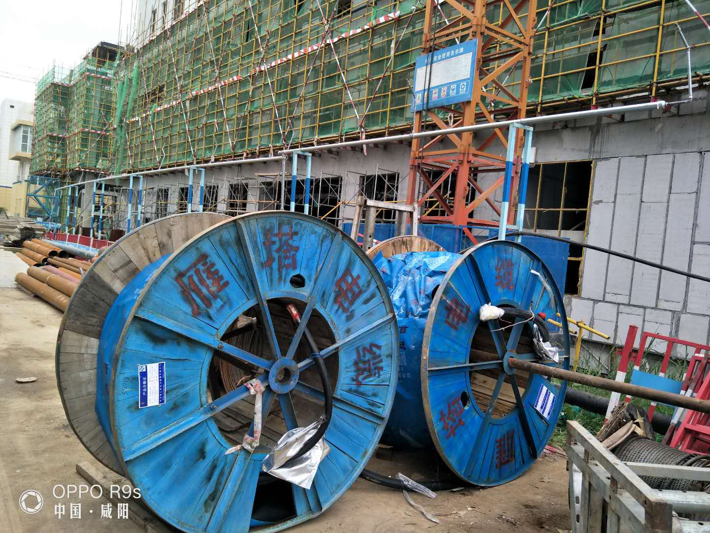 热烈祝贺我公司与中韩产业园合作:低烟无卤环保型电力电缆供应项目|工程案例-陕西雁之塔电力线缆有限公司
