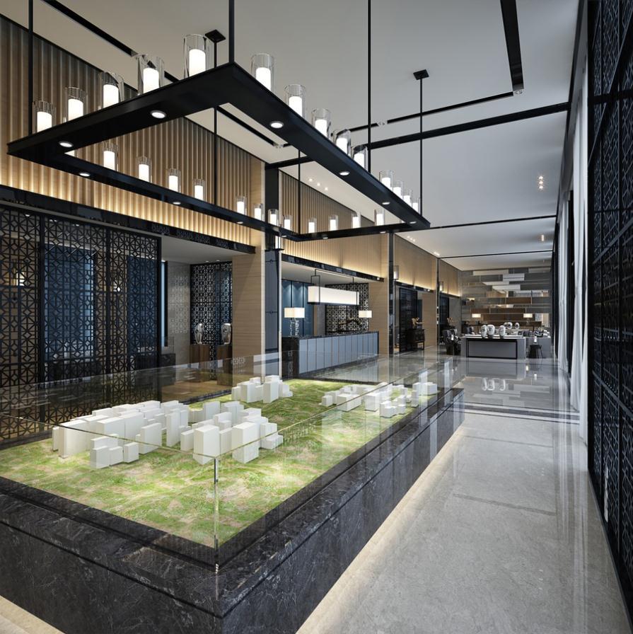海口金龙城市广场|海口地产设计-海南博淦设计顾问有限公司
