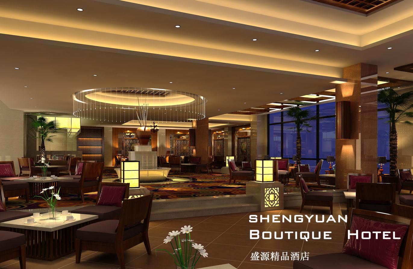 盛源精品酒店 海南酒店设计-海南博淦设计顾问有限公司