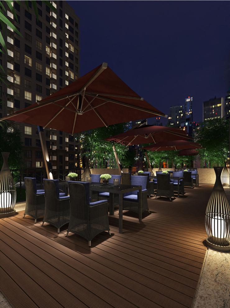 锦和园静精品酒店|海南酒店设计-海南博淦设计顾问有限公司