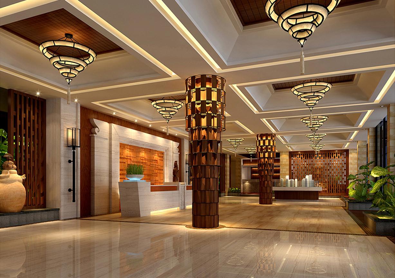 儋州一号售楼处|海口地产设计-海南博淦设计顾问有限公司