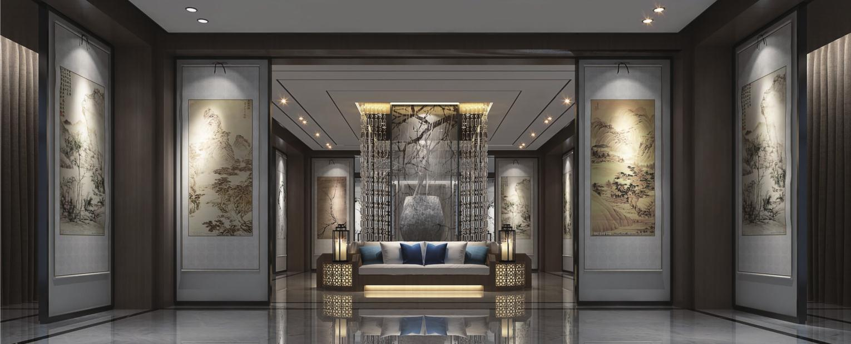 红树林酒店P20展示空间|海口商业设计-海南博淦设计顾问有限公司