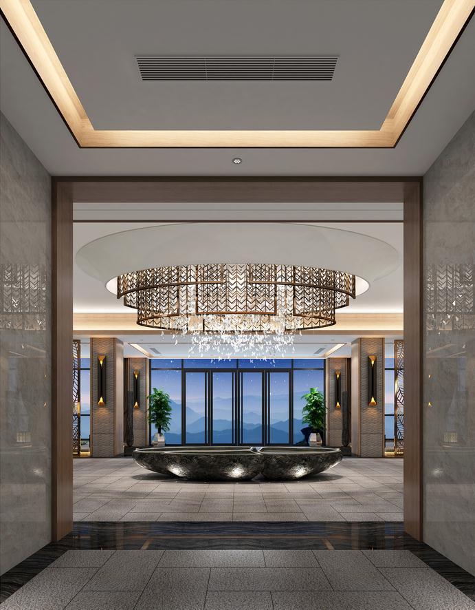集成幸福精品酒店|海南酒店设计-海南博淦设计顾问有限公司