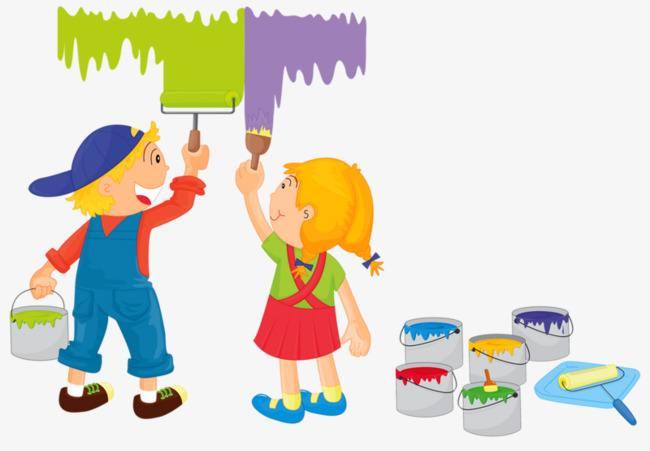 如何刷牆麵漆