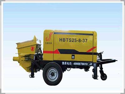 细用混凝土输送泵