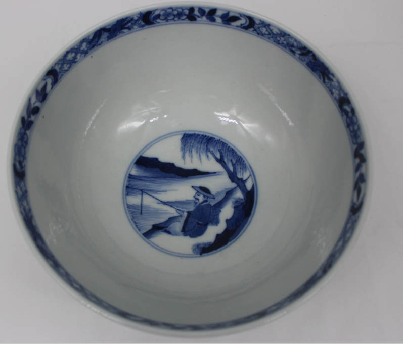 康熙敦式大碗|古玩瓷器-泉州鼎尚文化艺术品有限公司