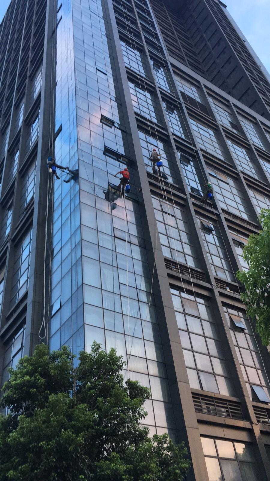 重庆外墙清洗公司