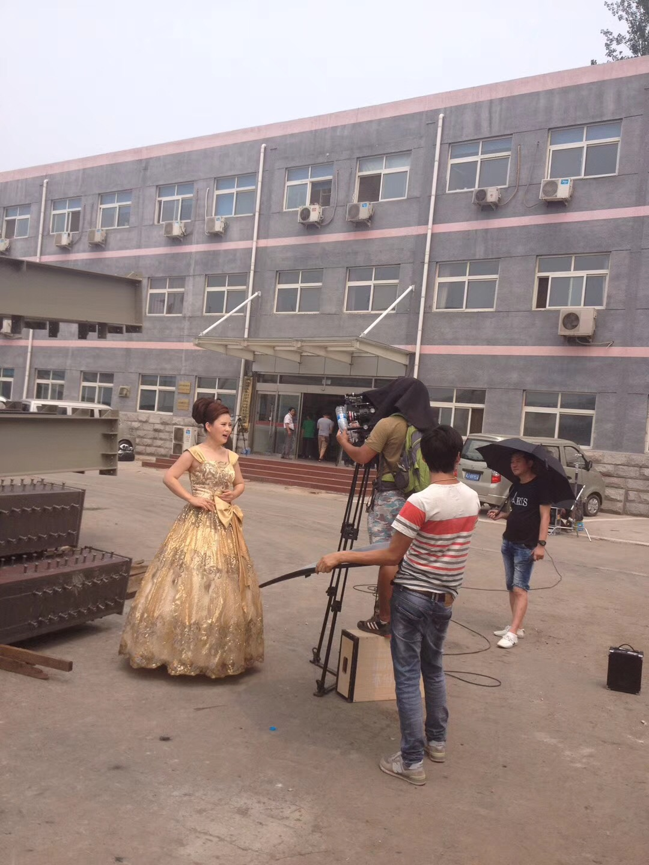 京奥兴公司被北京市顺义区电视台采访并录制节目.JPG
