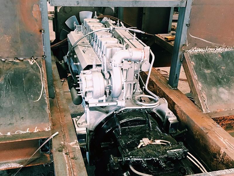 30T礦用運輸車|礦用運輸車系列-晉江市先鋒機械制造有限公司