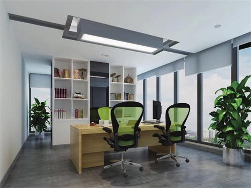 老城生态软件园办公室|办公空间-海南博淦设计顾问有限公司