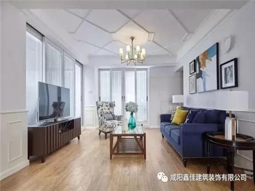 咸陽鑫佳裝飾建筑有限公司