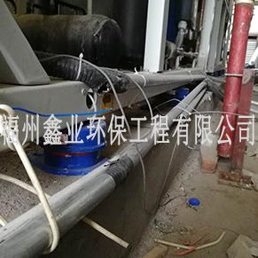 國棉永輝水冷空調外機降噪減振治理|噪聲振動項目-福州鑫業環保工程有限公司