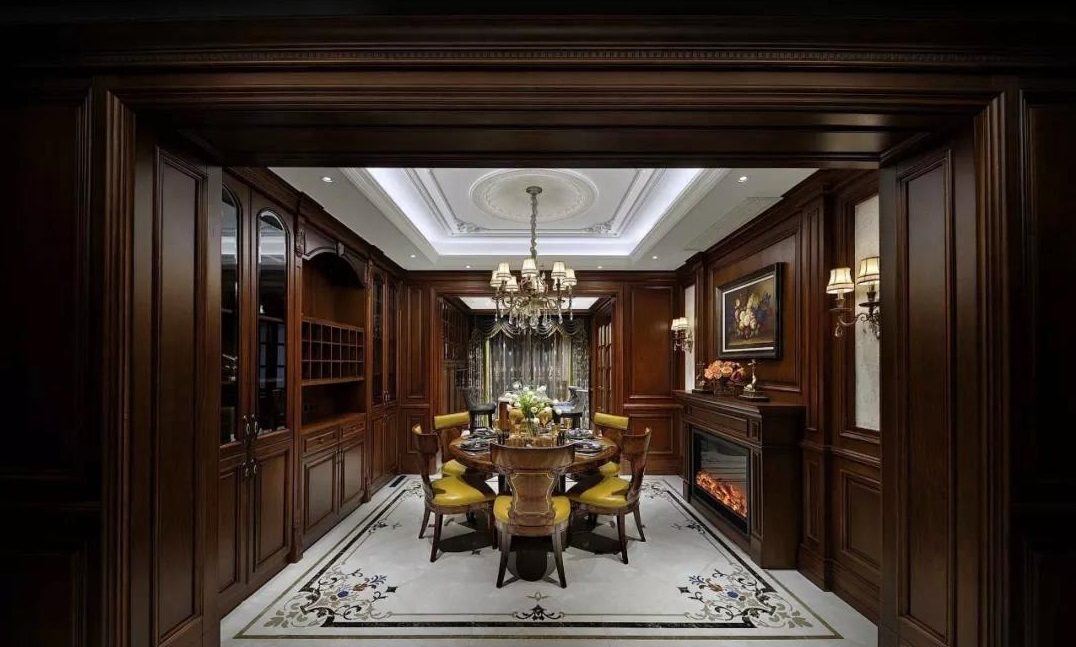 完美呈现高贵与庄重,古典美式风格!|家居资讯-泉州市鑫诚家居有限公司