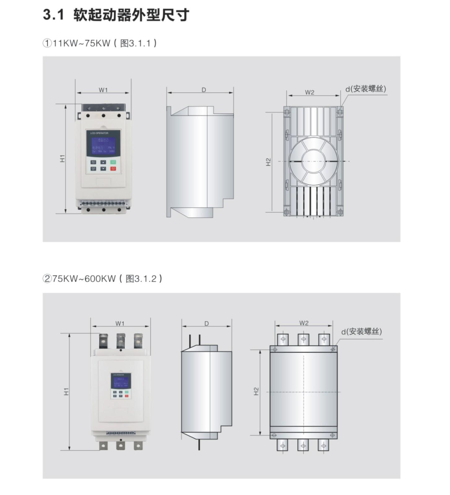 软启动器  SYR5 |外置旁入软启动器-浙江数一电气有限公司
