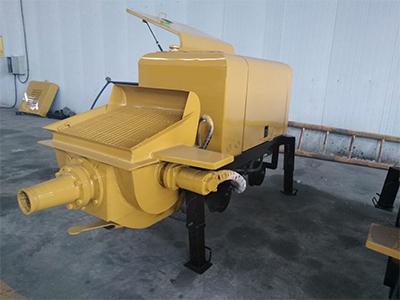 矿用混凝土输送泵