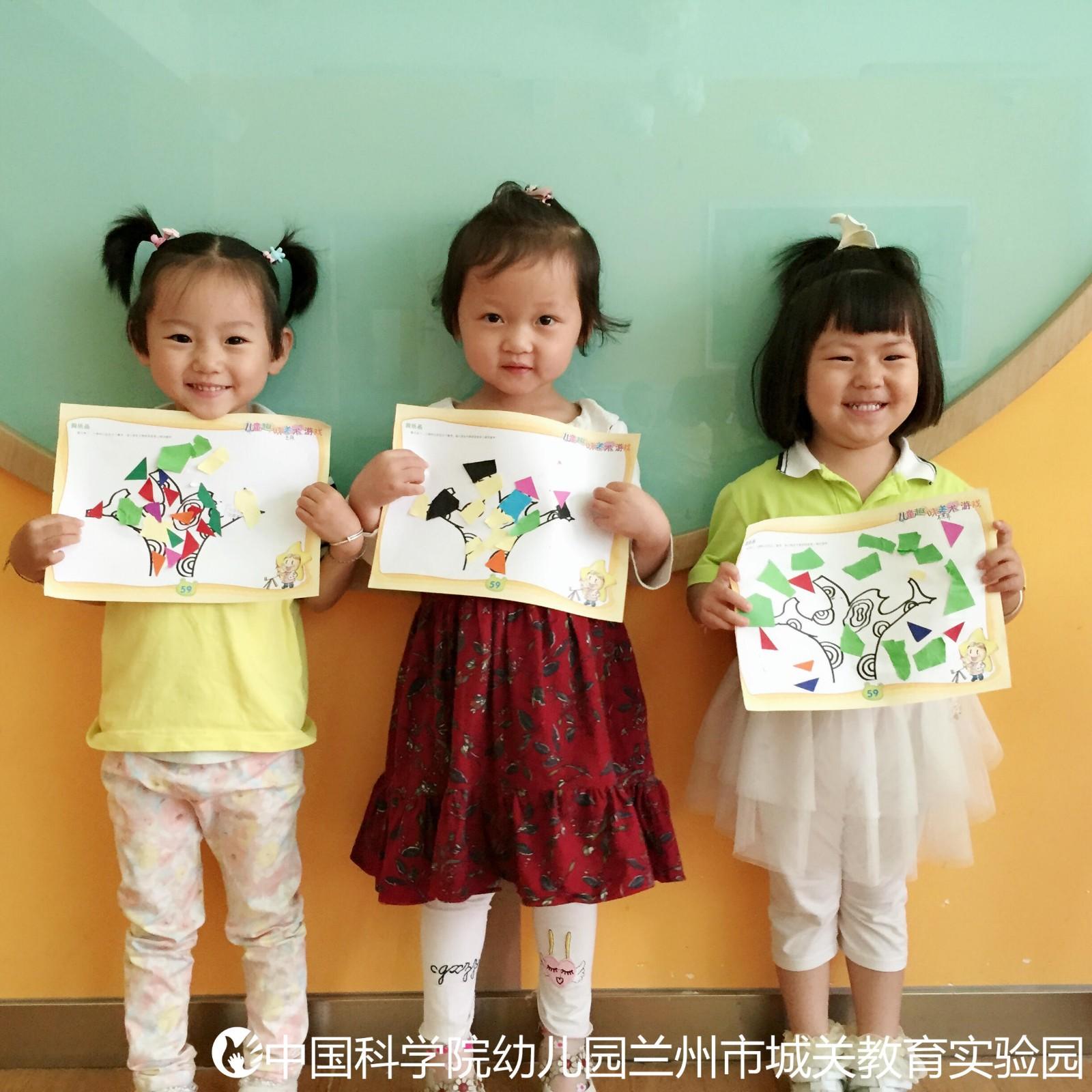 创意美术|创意美术-中国科学院幼儿园
