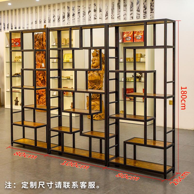 重庆橱窗架|博古架/橱窗架-南岸区尧舜展柜制作部