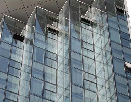玻璃隔斷墻更換