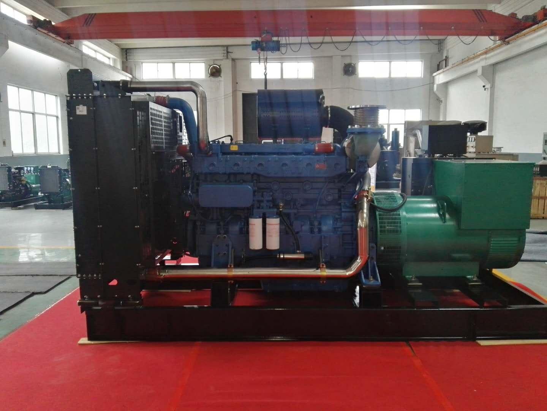 500KW玉柴柴油发电机组发货|奔马动力玉柴系列柴油发电机组-潍坊奔马动力设备有限公司